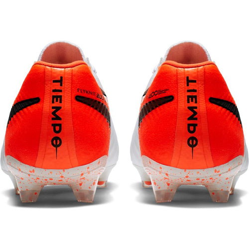 Tiempo Legend 7 Elite FG Soccer Boots - White/Hyper Crimson/Black