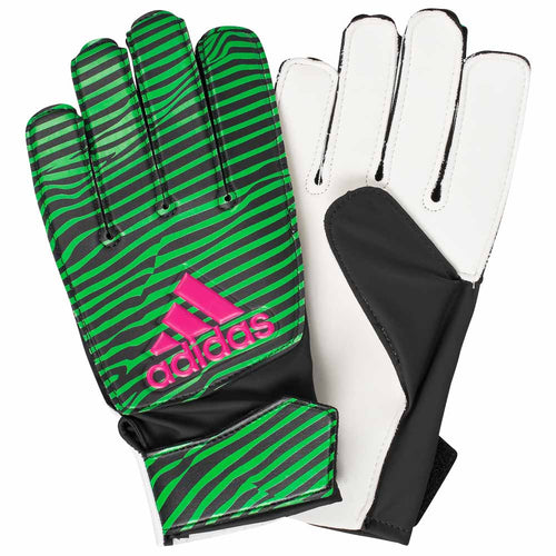 X Training GK Gloves - Green