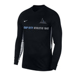 Cap City Premier LS Game Jersey - Black
