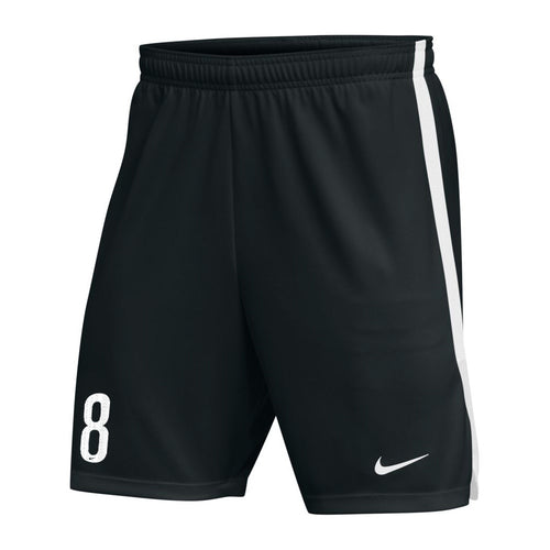Cap City Game Short - Black