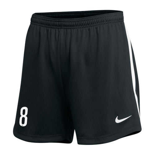 Cap City Women's Game Short - Black