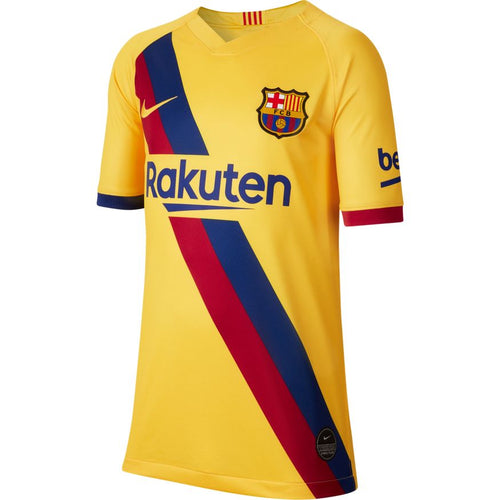 Youth FC Barcelona 2019/20 Stadium Away Jersey