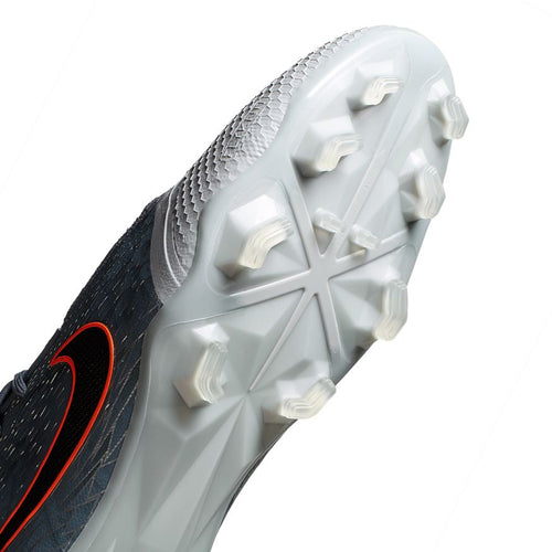 Phantom Venom Elite FG Soccer Boot - Wolf Grey/Armory Blue/Pure Platinum/Black