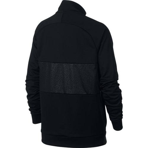 Youth CR7 Dri-Fit Mercurial Track Jacket - Black