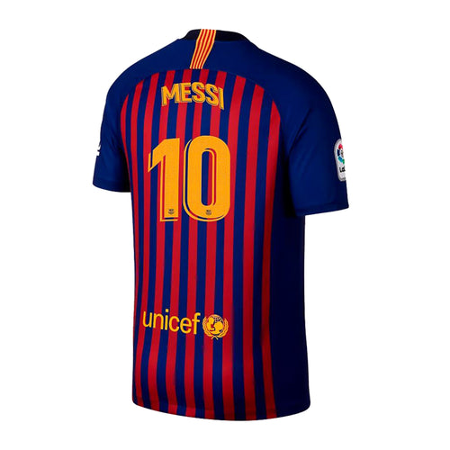 FCB Messi Home Stadium Jersey