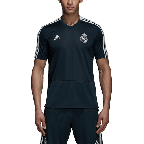 Men's Real Madrid Train Jersey