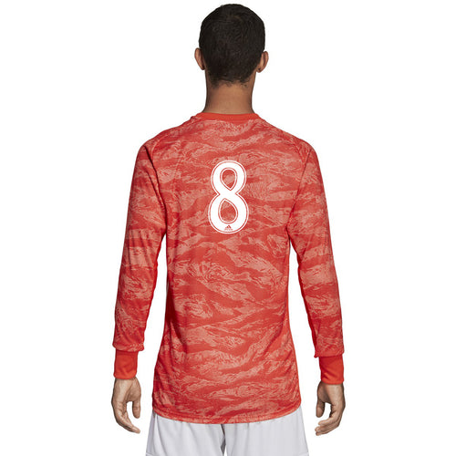 USA Premier GK Jersey - Red