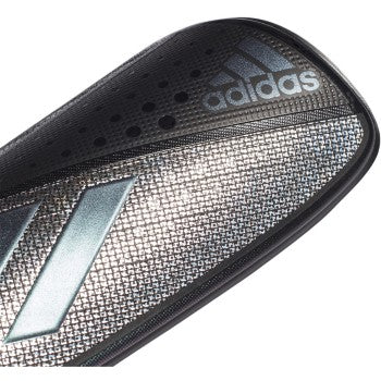 X Foil Shin Guards - Black