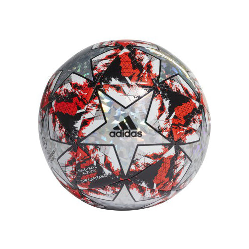 Finale Top Capitano Ball - Multicolor/Hi-Res Red/Black/Silver Metallic