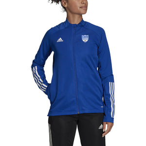 SWM Women's Training Jacket - Royal