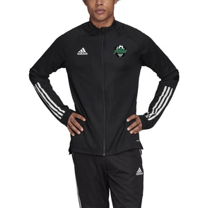 Force Training Jacket - Black