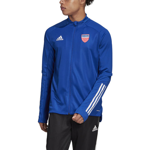 Mason Training Jacket - Royal