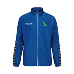 Ginga Training Jacket - True Blue