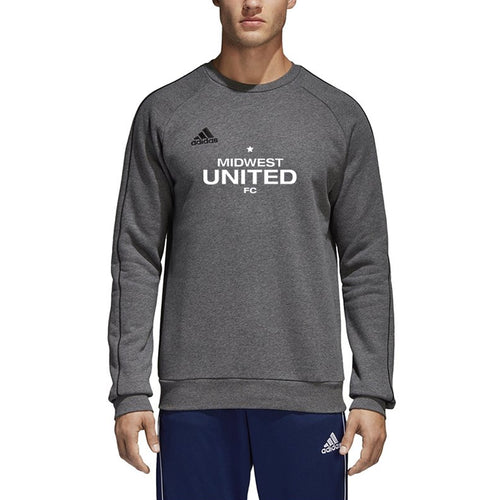 United Crew Sweatshirt - Grey