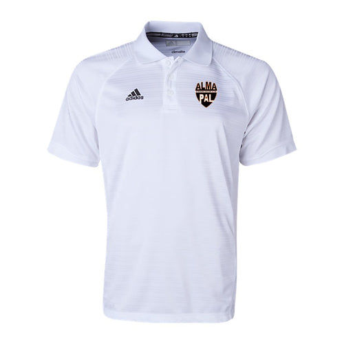 Strikers Select Polo - White