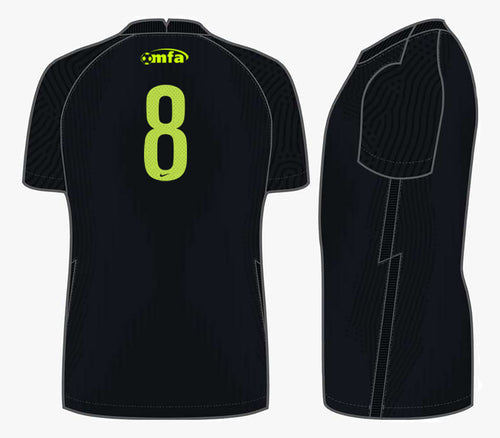 Revolution Select Game Jersey - Black