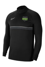Revolution Training Top - Black/Grey