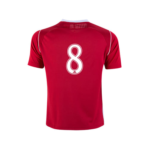 TBAYS Youth Game Jersey - Red