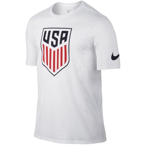 USA Evergreen Crest Tee