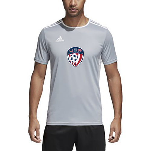 USA Training Jersey - Grey