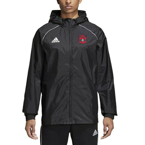 TBAYS Core Rain Jacket - Black