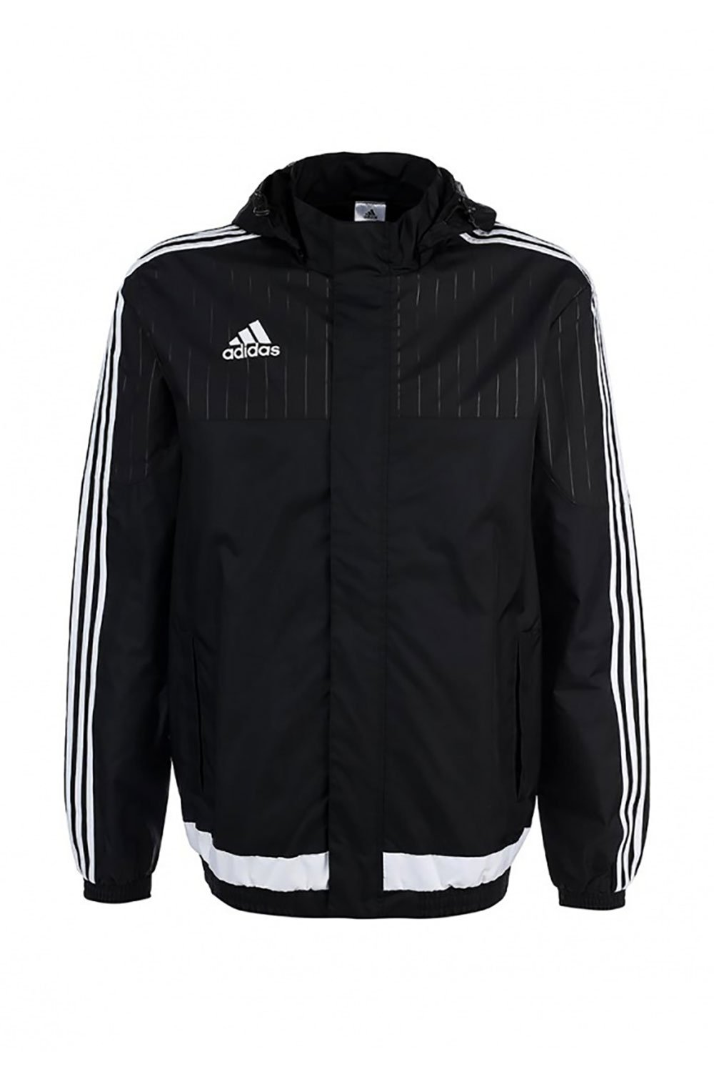 Youth CR7 Dri Fit Mercurial Track Jacket Black