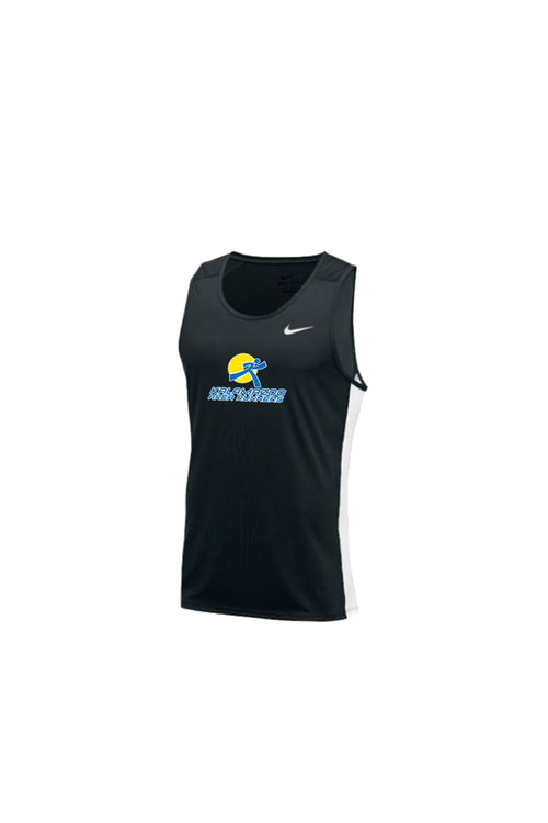 KAR Men's Tank - Black