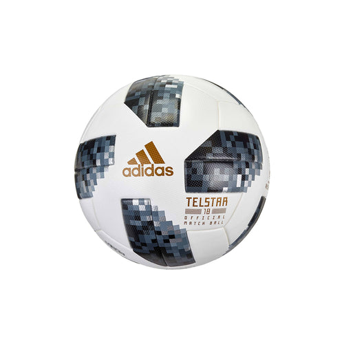 World Cup Official Match Ball 2018 - White/Black