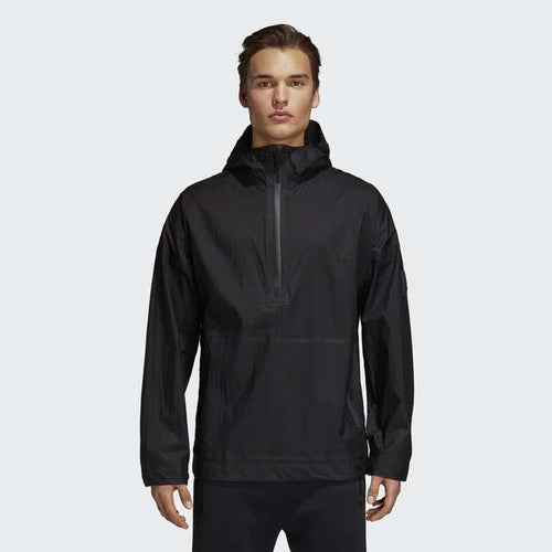 Men's Icon Anorak Jacket-Black