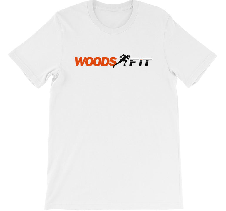Woods Fit Short-Sleeve Unisex T-Shirt