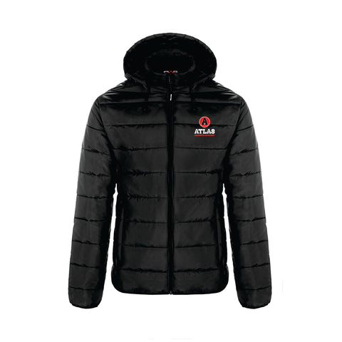 Atlas Learning Academy Ladies Puff Jacket