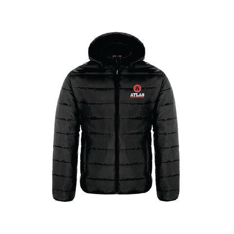 Atlas Learning Academy Youth Puff Jacket