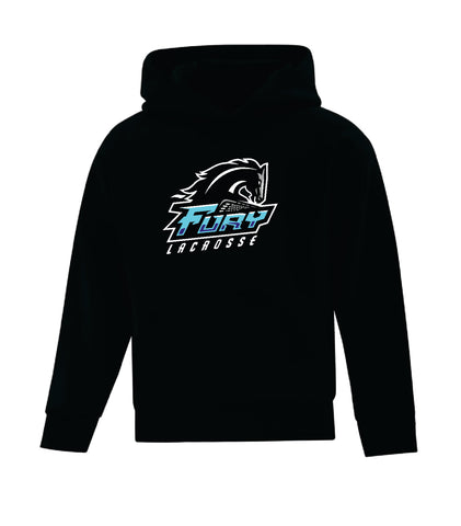 Fury Lacrosse Fleece Youth Hoodie
