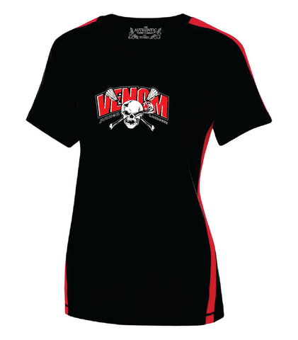 Venom Lacrosse Pro Team Ladies' Shirt