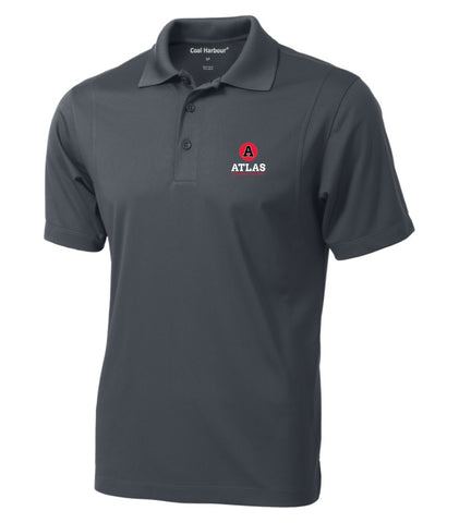 New Atlas Collection Men's Snag Resistant Polo Uniform