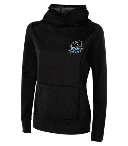 Fury Lacrosse Ladies Game day Fleece Hoodie