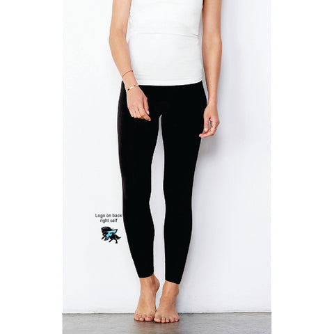 Fury Lacrosse Ladies Spandex Leggings