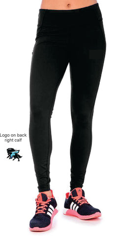 Fury Lacrosse Prism Ladies Leggings
