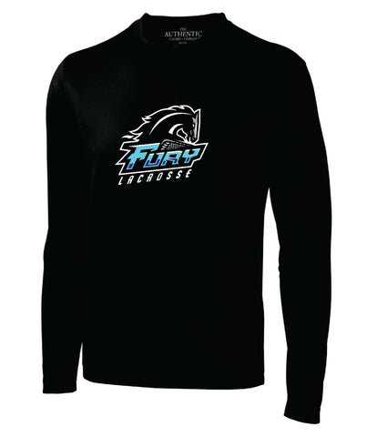 Fury Lacrosse Adult Unisex Performance Long Sleeve