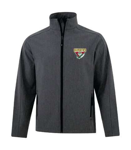 SilverTips Lacrosse Men's Soft Shell Jacket