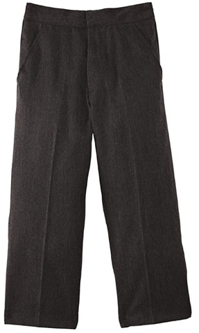 New Atlas Collection Boys Junior Flat Front Trouser Uniform