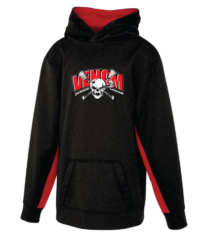 Venom Lacrosse Youth Fleece Hoodie