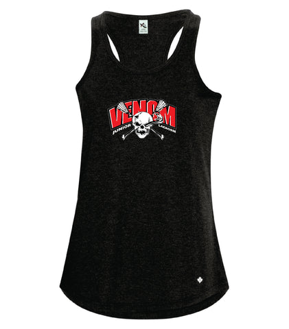 Venom Lacrosse Triblend Racerback Ladies' Tanks