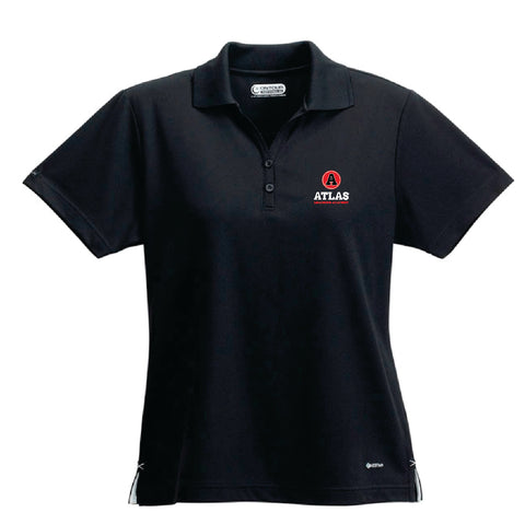 Atlas Learning Academy Trimark Women's Performance Polo shirt