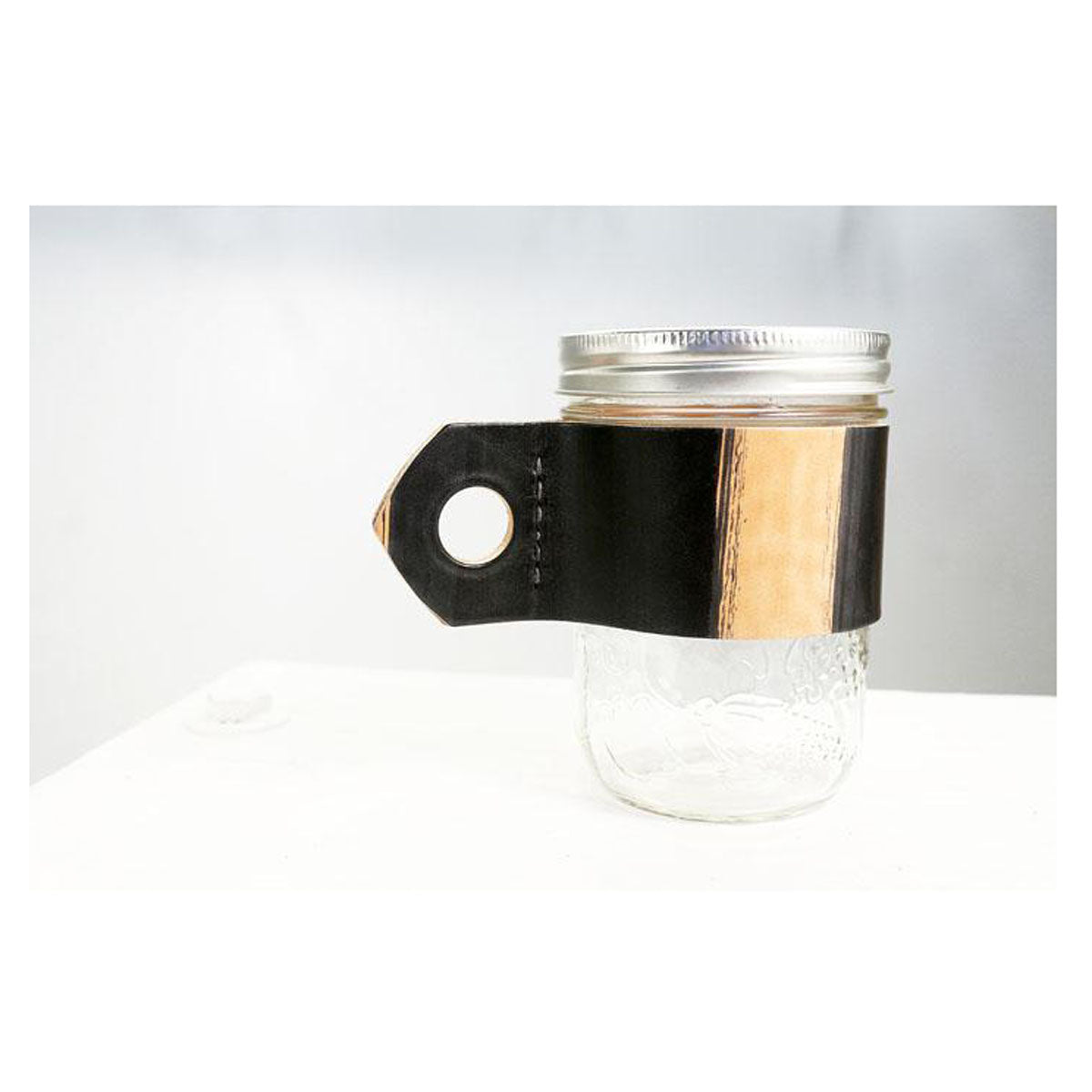 Fiveleft Leather MASONJAR