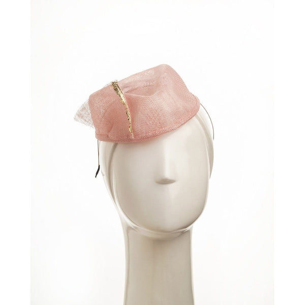 Accessories - Invincible Rose Fascinator