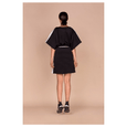 Apparel - Black And White Kimono