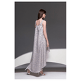 Apparel - Long Silk Waterfall Dress