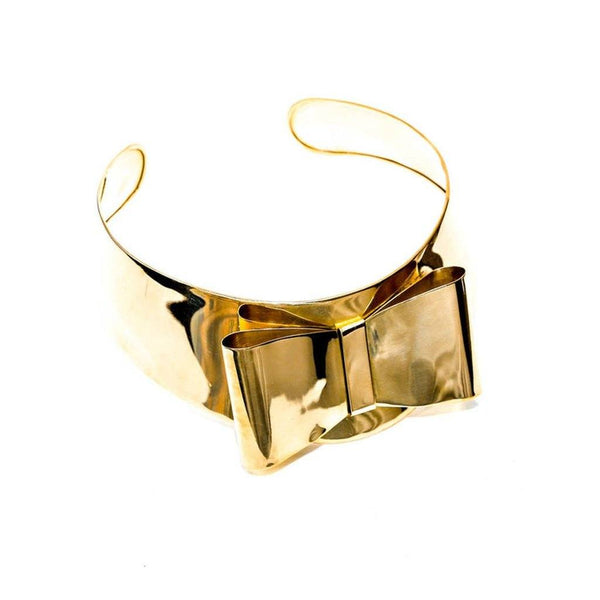 Jewelry - Bow Tie Collar Necklace