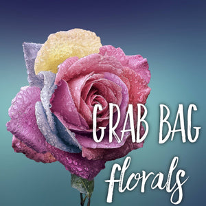 Grab Bag Florals; multiple styles